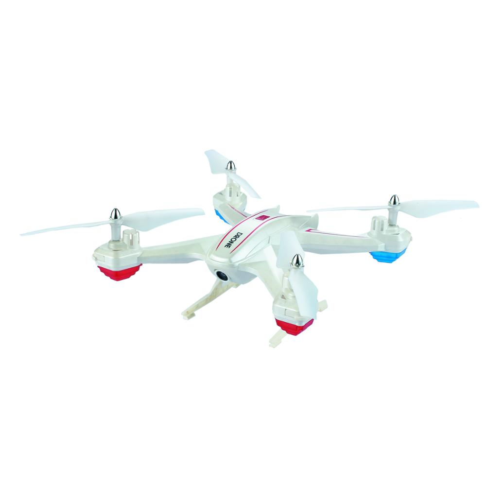App control 2.4G RC drone with wifi camera 720P 120 Degrees Wide angle Camera