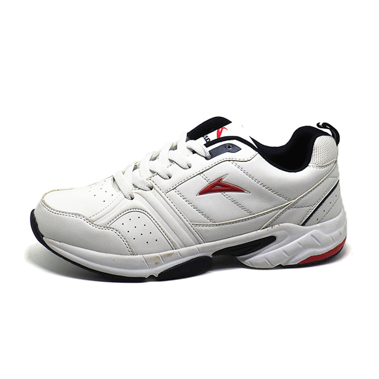 new model comfortable soft PU used tennis shoes
