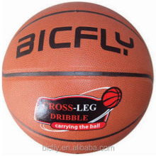 high quality size 7 PU laminated basketball