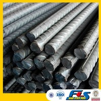 Reinforcement rebar steel ribbed bar iron rods for construction