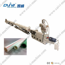 no joint hot melt ppr pipe making plastic pipe extruder machine sale