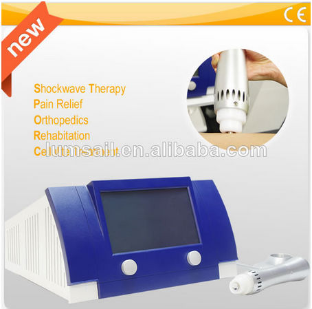 Latest Pulse Shockwave Therapy For Slimming and Painess Treatment