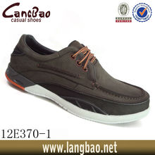 Custom italy men casual shoes