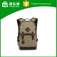 2016 outdoor custom backpack large capacity male canvas bags travel leisure backpack China manufacturer best selling