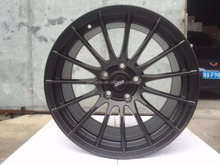 NEW design alloy wheels rims for toyota cars replica design ISO9001 TUV