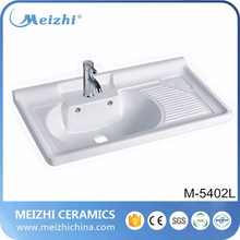 Cabinet clothes sanitary ware wash basin