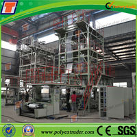 Top Quality Reasonable Price Plastic Film Blowing Extruder Machinery