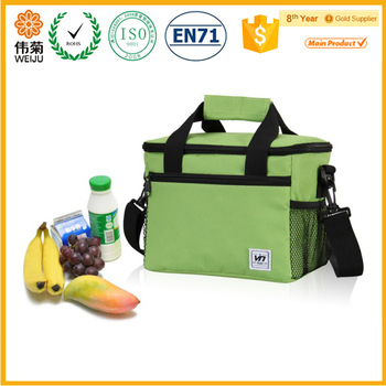 wholesale 1.5l bottle insulated wine fabric cooler bag with folding beach chair