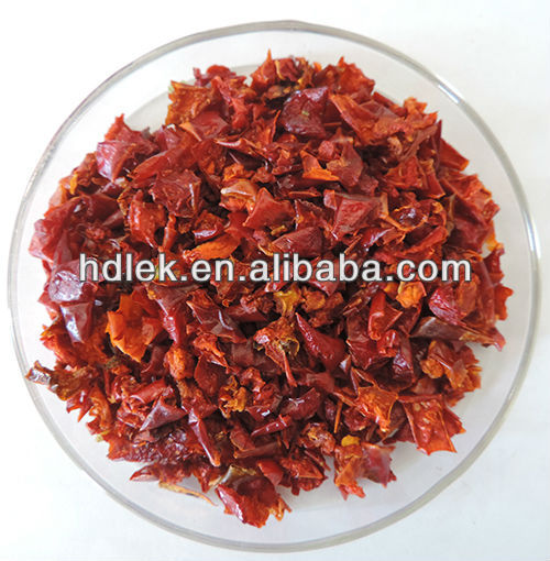 Dried Red Bell Pepper, Dried Green Bell Pepper powder, minced