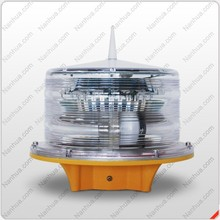 LT810 solar ship signal lamp/ aviation obstruction light/ aircraft warning light