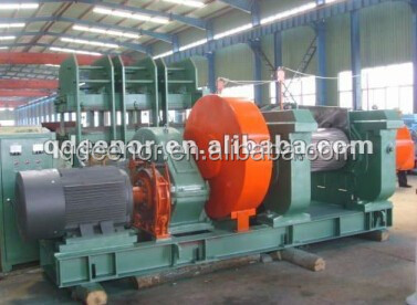 2000kg/h waste tyre recycling line /Crumb rubber recycling plant/Tire shredding machinery