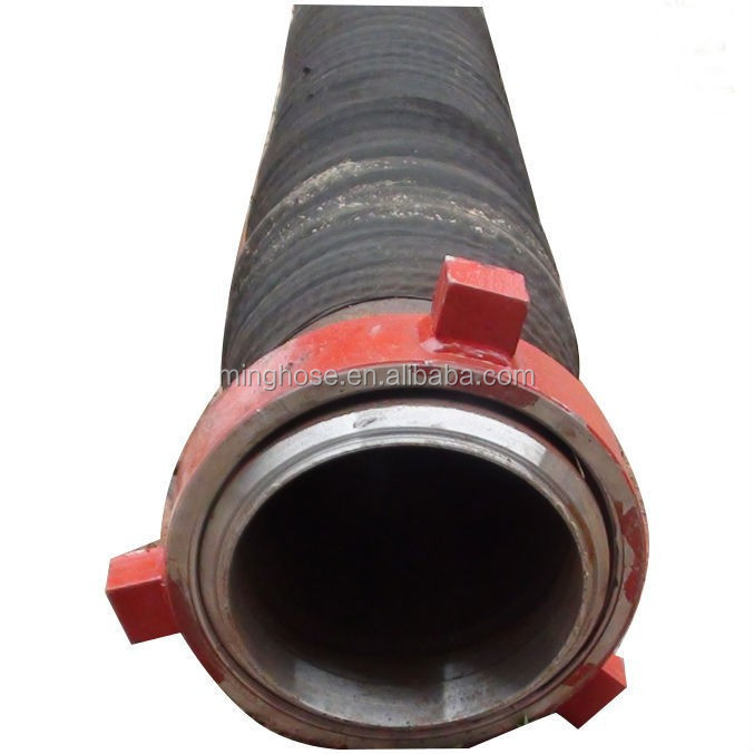 High quality water/oil/mud/sand rubber dredging suction discharge hose