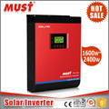 MUST Pure Sine Wave 5KVA Solar Inverters solar system