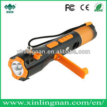 Hand Crank Emergency Hammer Tools for Auto Vehicle, Survival Tool Kit, Small order accepted, for US market