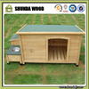 SDD0603 Custom Wholesale Ourdoor Large Wooden Dog House For Sale , Wooden Dog Kennel Cages Factory Direct Cheap Price