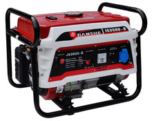 best!!! 2015 New product ISO CE certificated Single Phase 5kva honda gasoline generator