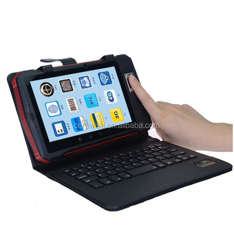 Programmable Android Tablet PC thermal industrial 1d/2d bar code reader