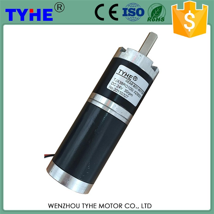 China supplier standard DC Planetary mud motor