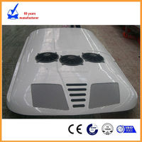 12V /24V 22kw factory direct rooftop mounted mini bus coach air conditioning unit for 7~9m bus