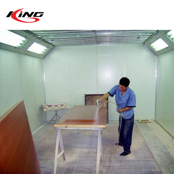 CE furniture spray paint baking cabin