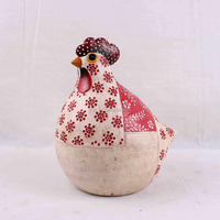 ZX00090 Spring Rooster Item Resin Crafts