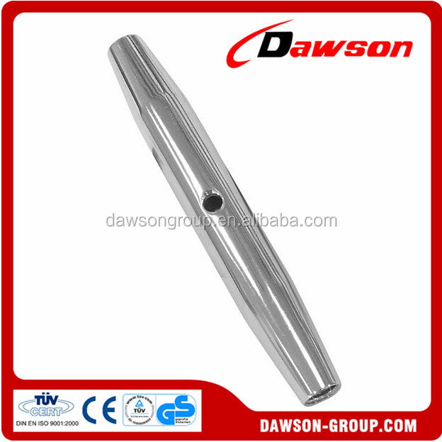 316 or 304 Stainless steel rigging screw body
