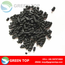 coal impregnated activated carbon pellet