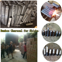 Xingli A Grade 100% Pure Bamboo Charcoal for BBQ