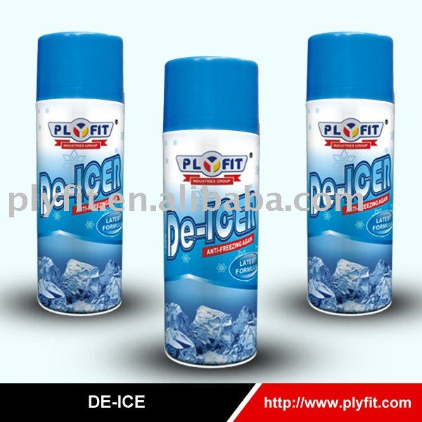 winter snow de icer