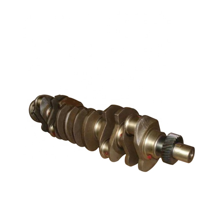 High Quality Diesel Engine Harden Nitrided Steel b230 <strong>Crankshaft</strong>