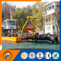 China Made Cutter Suction Dredger Boat