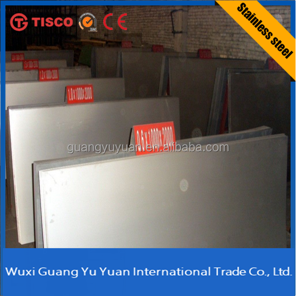5mm thick ss plate 304 hot rolled stainless steel sheet for Industry
