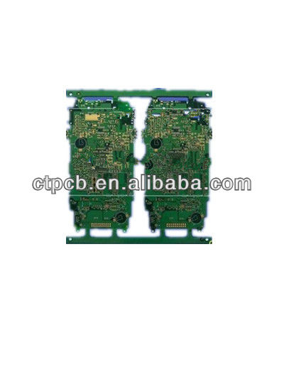 Electronic PCB manufacturer and assembly pcb etching machine