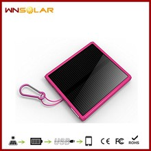 New Invention Solar 15000Mah Portable Power Pack Wholesale Power Bank, solar power bank charger 15000mah