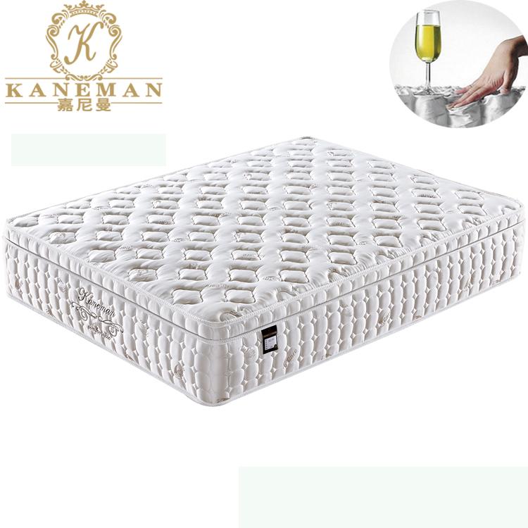 Memory foam five stars hotel gel memory foam mattress - Jozy Mattress | Jozy.net