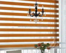 Home decorative zebra roller window blind