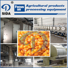 Advanced technology corn starch production plant with complete set maize starch processing equipment