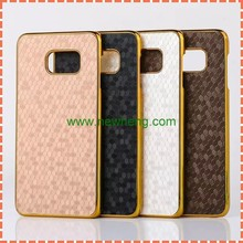 Football Lines Hard Phone Protective Leather Skin Chrome Case For Samsung Galaxy note5
