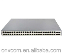 IEEE 802.3x full-duplex Ethernet data link layer flow control 48-port 10G Managed Ring PoE Switch