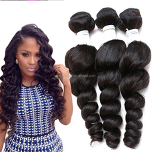 Hot selling 8-30 inches wholesale virgin peruvian hair straight body deep loose wavehair cheap