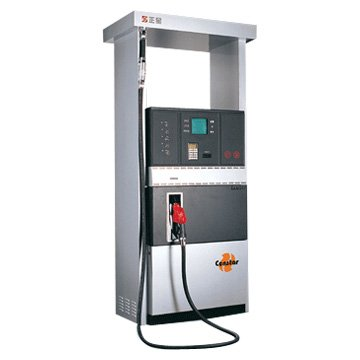 CS46 Censtar hand dispensing oil pump, long working life steel structure fuel pump calibration machine
