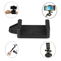 New phone clip tripod monopod adapter holder mount for iPhone X 8 7 plus xiao mi Note Redmi Samsung s6 Hua wei