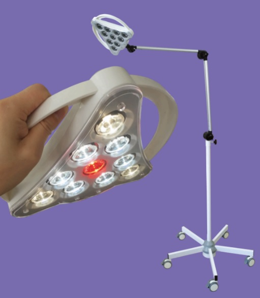 LED minor Surgery Lamp KS-<strong>Q10</strong>-02A <strong>mobile</strong> type examination lamp