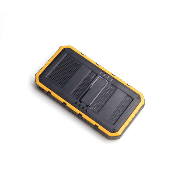 Electronic Product Manufacturer 5V 8000mAh Portable Solar Power Bank for Android & iSO Devices