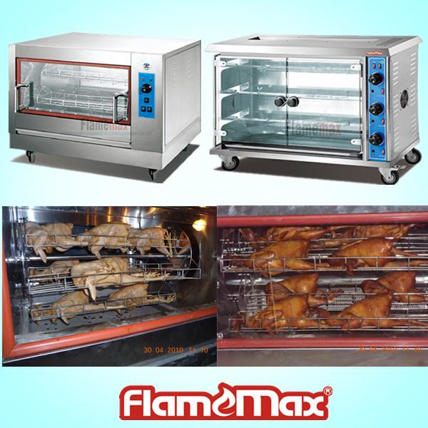 laser cutting stainless steel large rotisserie