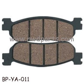 FORCE-1-ZR motorcycle brake pads