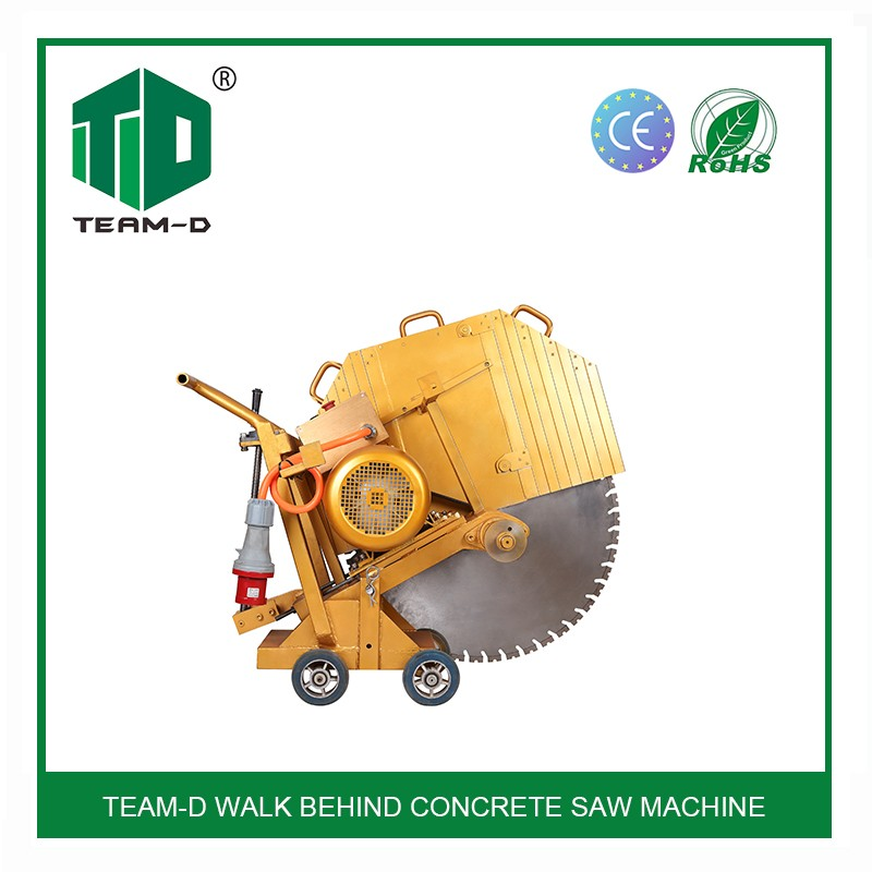 new walk behind concrete saw machine/Channel cutter/road behind cutter