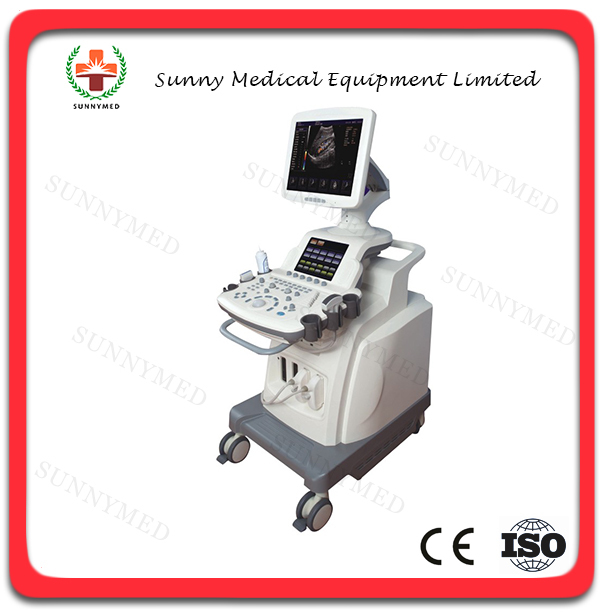 SY-A031 China price Full Digital Color Doppler Ultrasonic Diagnostic System (Trolley)