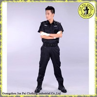 Black men security guard dress/ uniform