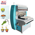 liquid silicone plastic extruder machine for keychain